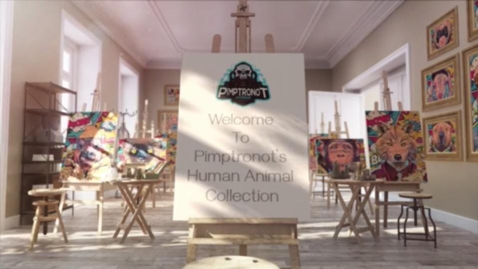 Rain Forest Foundation NFT Gallery