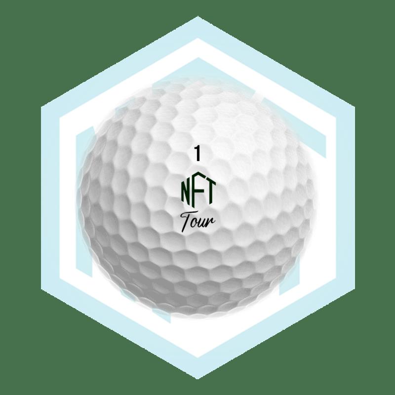 NFT Golf Tour Logo